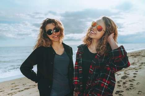 Interchangeable Lens Sunglasses