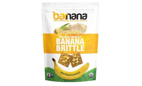 Nutrient-Dense Banana Snacks