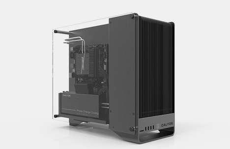 Freezer PC Cases