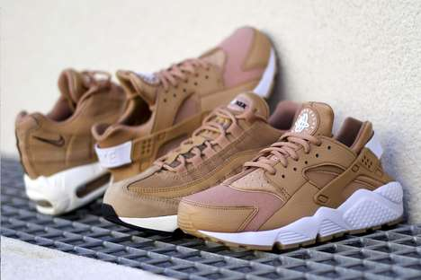 Clay-Inspired Sneakers