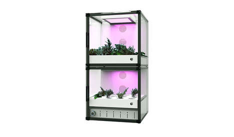 Intelligent Indoor Gardens