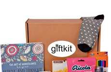 Customizable Gift-Giving Kits