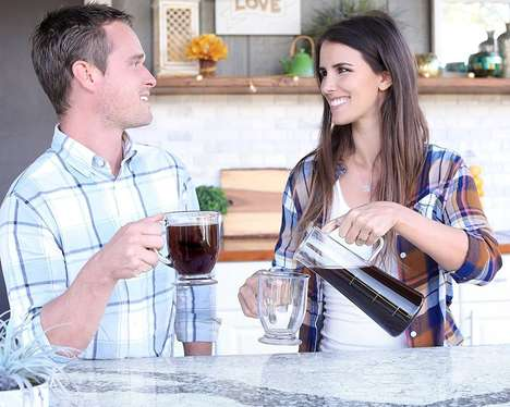 Airtight Cold Coffee Carafes