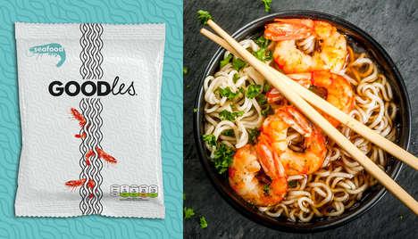 High-End Instant Noodles