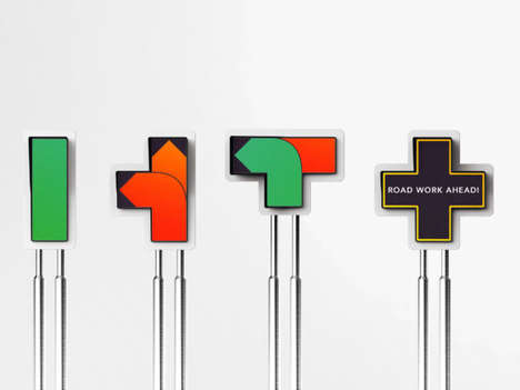 Robotically Accessible Traffic Lights - Evgeny Arinin's Traffic Light Design Works Better for Robots