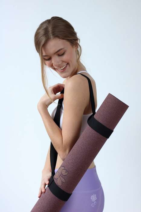 Childlike Cork Yoga Mats