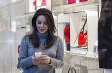 Retail Comparison Apps - The FindSimilar App Helps Shoppers at Hammerson Stores Discover New Items