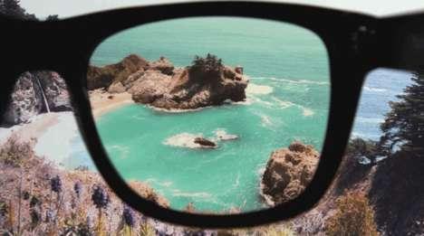 Artistic Filtered Sunglasses