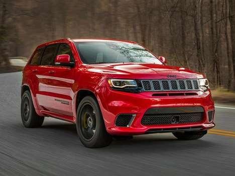 Record-Breaking Performance SUVs