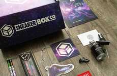 Sneakerhead Subscription Boxes - Sneakerbox Supplies Accessories for the Sneaker Connoisseur