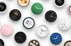 Interchangeable Face Smartwatches