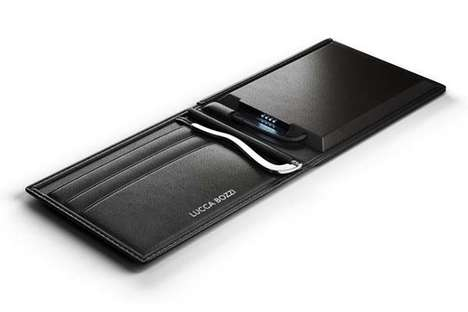 Device-Charging Wallets