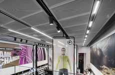 Urban Cycling Shops - Assos' New London Concept Store Brings Modern Cycling to the UK Market