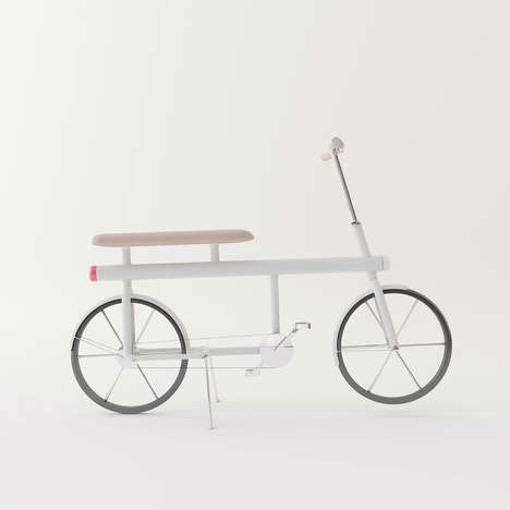 City-Specific Cycles - Punkt's 'Urban Mobility' Project Includes Bicycles for Different Cities