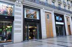 Urban Apparel Megastores - Citadium's New Champs Elysées Megastore Will Cater to Millennials