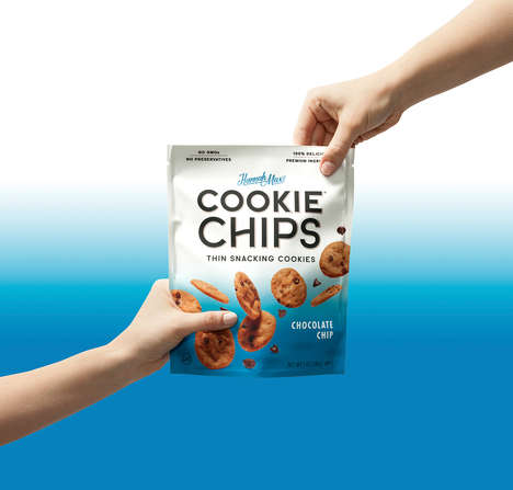 Thin Cookie Chips