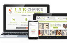 Gamified Checkout Systems - Consumers May Win Prizes In-Store and Online with Luckycycle