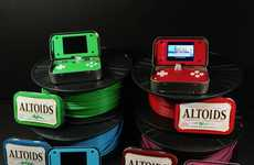 Minty Retro Gaming Handhelds - MintyPi 2.0 Lets You Play 'Donkey Kong Country' in an Altoids Tin
