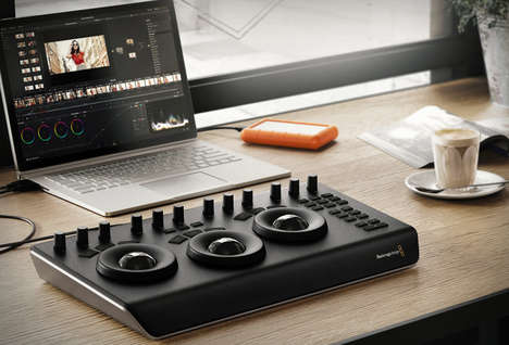 Non-Linear Editing Controllers
