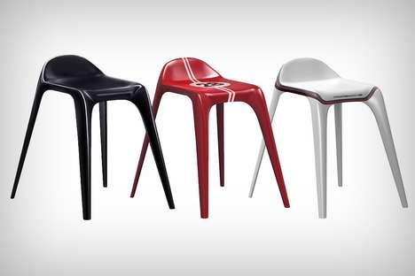 Vehicle-Inspired Seats