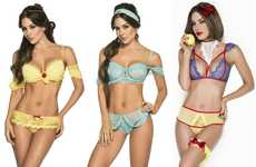 Disney Princess Lingerie