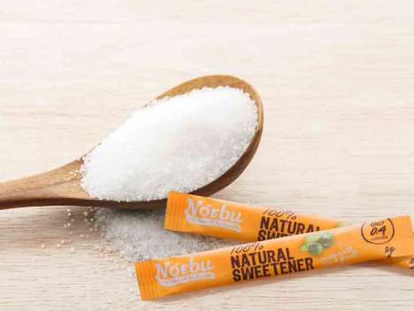 Aftertaste-Free Natural Sweeteners - Norbu Offers a Low-Calorie, Natural Sugar Alternative