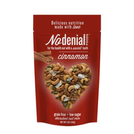 Low-Sugar Trail Mix Snacks