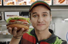 Voice-Activated Burger Spots - Burger King's Google Home Ad Makes the Device Talk About the Whopper