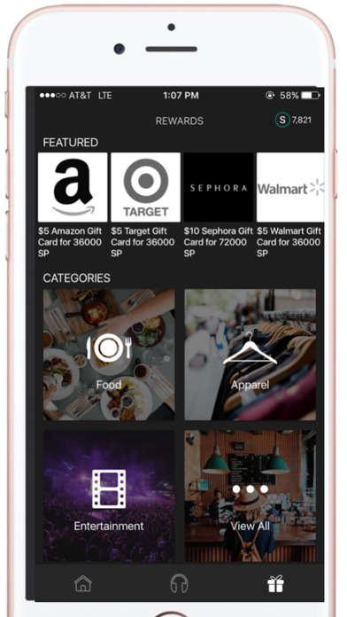 Music-Streaming Rewards Apps