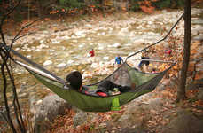 Unobstructed Scenery Hammocks