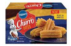 Frozen Churro Snacks