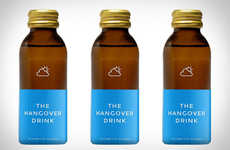 Pre-Hangover Cure Beverages - The Hangover Drink Can be Drunk as a Precaution or for Relief