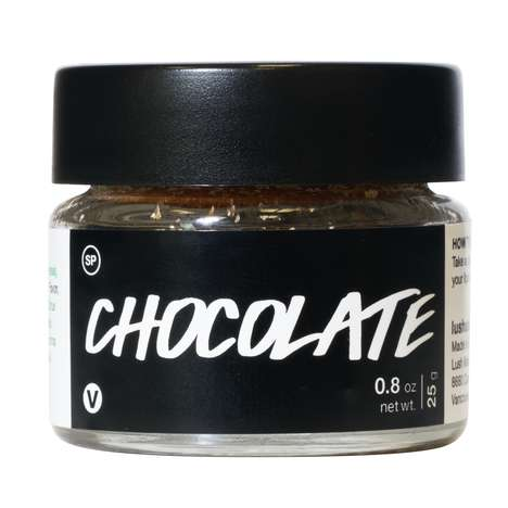 Chocolatey Lip Scrubs - Lush's New Chocolate Lip Scrub Has a Tinge of Delicious Orange Flavor