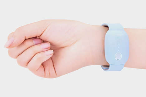 Nausea-Curbing Wearables