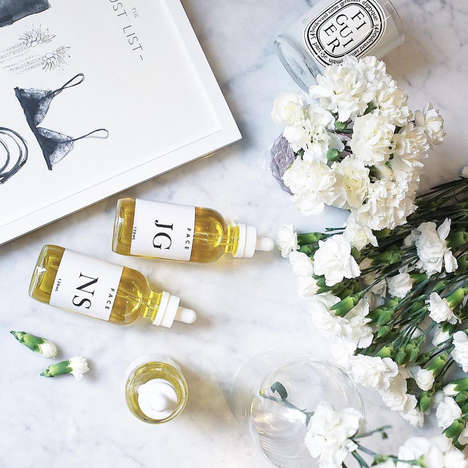 Customizable Face Oils - The Buff's Face Oil Blends and Packages are Tailored to Individuals