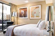 Guest Review Hotel Programs - The Art Series Hotel Group Offers 'Reverse Reviews' to Benefit Guests