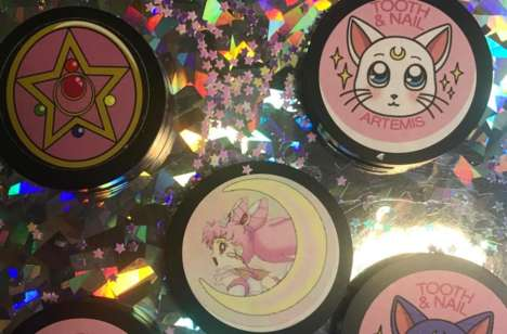 Manga Princess-Inspired Highlighters
