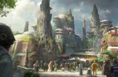 Immersive Sci-Fi Theme Parks - The Stars Wars Theme Park Boasts Choose Your Own Adventure Elements
