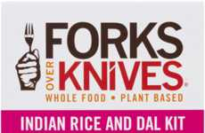 Vegan Meal Kits - Forks Over Knives' 'Meal-Maker Grain Kits' Make Plant-Based Single-Serve Meals