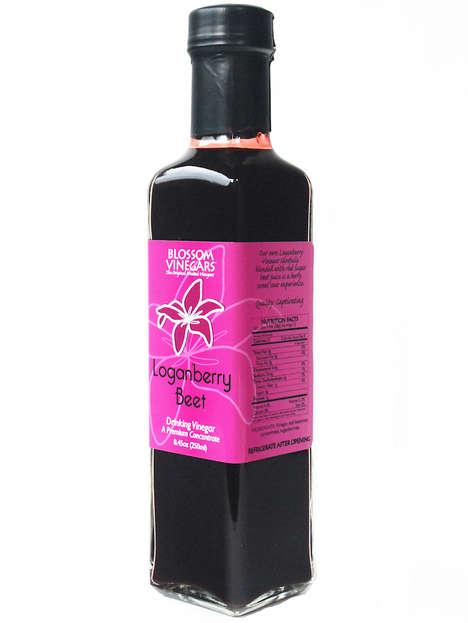 Beetroot Vinegar Drinks