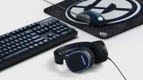 Branded Professional Gamer Peripherals
