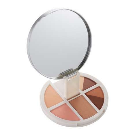 Adjustable Vanity Mirror Palettes
