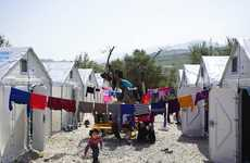 Refugee Camp Production Centers