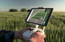 Drone Mapping Programs - DroneDeploy Fieldscanner is an Instant Real-Time Mapping Tool