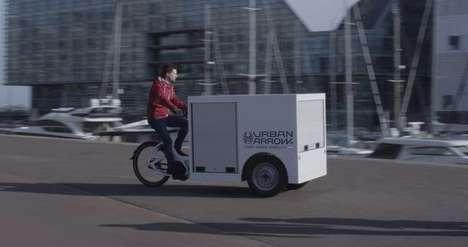 E-Cargo Delivery Trikes