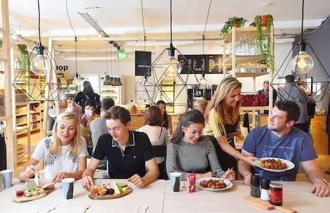 Swedish Furniture Shop Restaurants