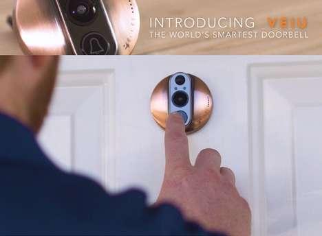 Home WiFi Doorbell Cameras