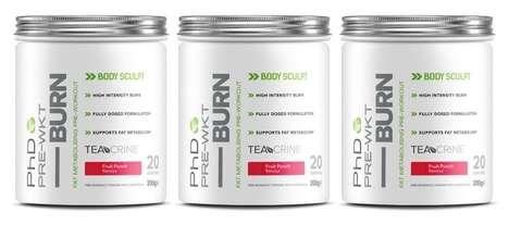 Metabolism-Boosting Workout Drinks