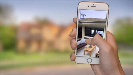 Immersive Real Estate Platforms - Realtor.com's 3D Virtual Tours Spotlight a Variety of Residences