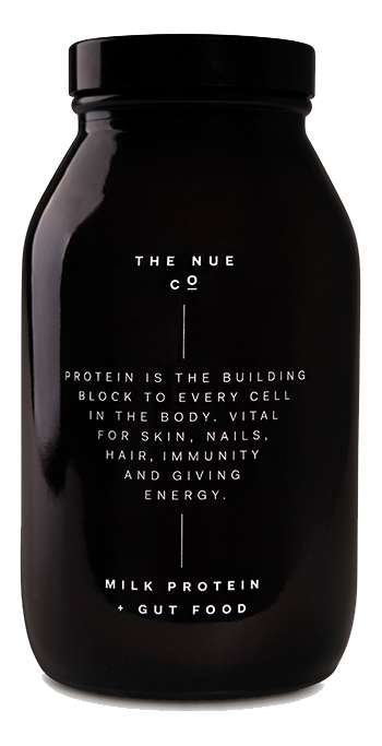 Detoxifying Protein Milks - The Nue Co's Milk Protein + Gut Food Beverages Boosts Immunity